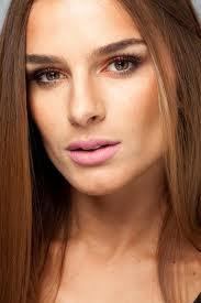 Brazilian Model Lilliane Ferrarezi