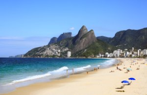 Ipanema Leblon Beach