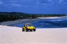 Natal Brazil Dunes of Genipabu