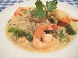 Brazil Recipes Caruru de Camarao