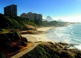 Brazilian Beaches Arpoador Rio de Janeiro