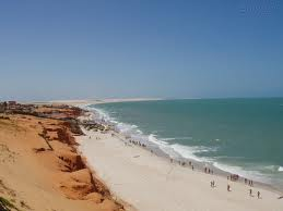 Brazilian Beach Praia de Canoa Quebrada