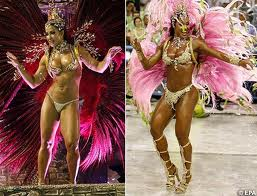 Brazilian Carnival Girls