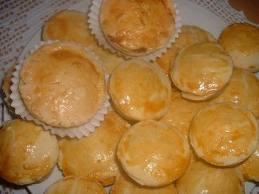 Brazilian Food Recipes Empadinhas de Palmito