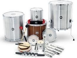 Brazilian Samba Instruments