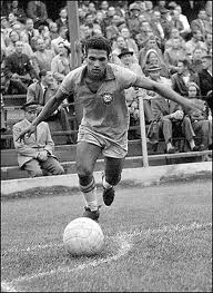Garrincha Brazil Soccer Players