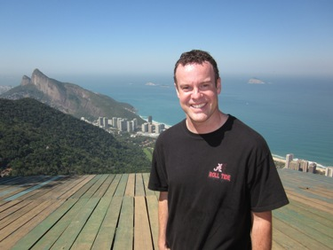 Rio de Janeiro Pictures Pedra Bonita