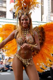 The Brazilian Samba Dancer - 5 Reasons Why They're So Famous
