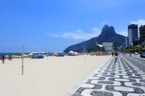 Ipanema Beach Brazil