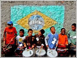 History of Samba Music