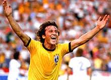 Zico Brazil Soccer Players